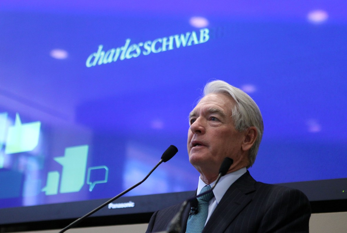 Charles Schwab Opens New Flagship Branch In San Francisco